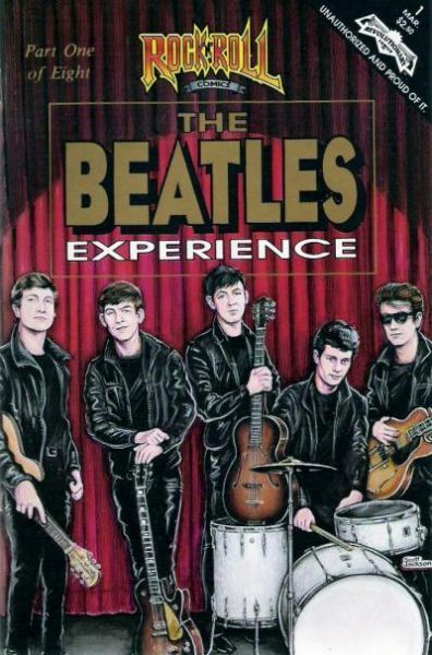 The Beatles Experience 1 Issue #1