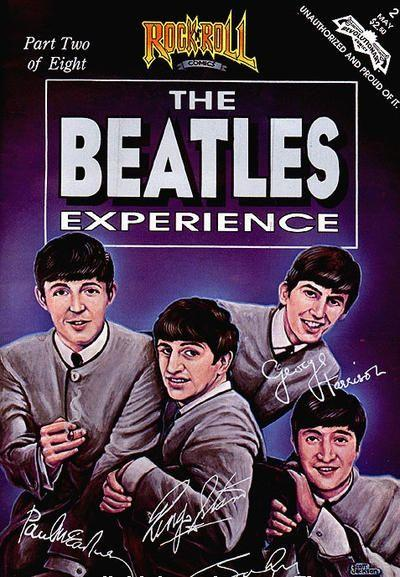 The Beatles Experience 2 Issue #2