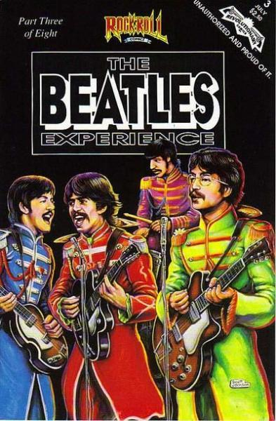 The Beatles Experience 3 Issue #3