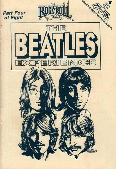 The Beatles Experience 4 Issue #4