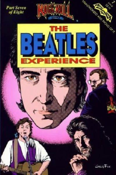 The Beatles Experience 7 Issue #7