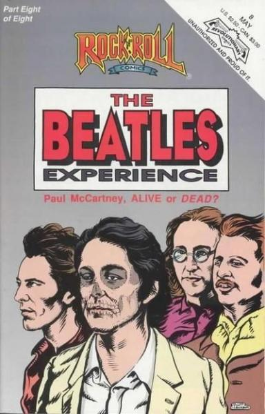 The Beatles Experience 8 Issue #8