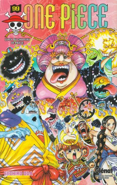 One Piece (Glenat) 99 Luffy au chapeau de paille