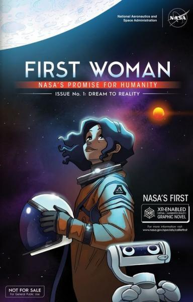 First woman 1