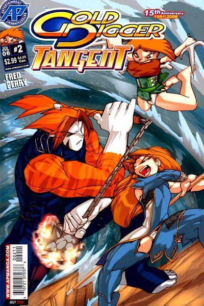 Gold Digger: Tangent 2 Issue #2
