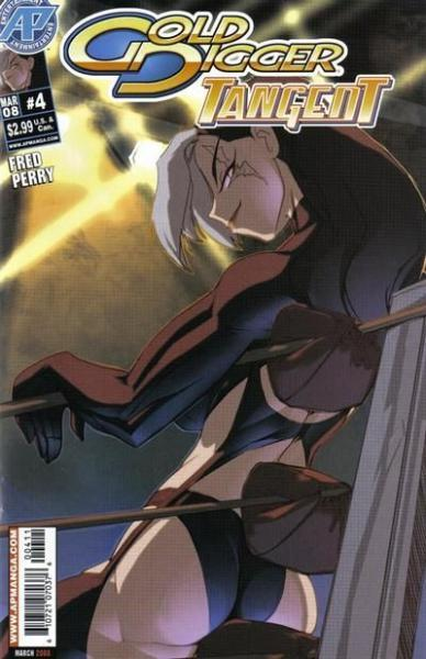 Gold Digger: Tangent 4 Issue #4
