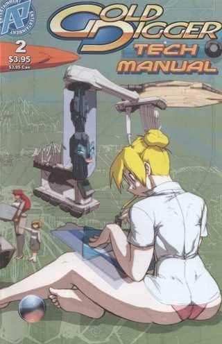 Gold Digger Tech Manual 2 Issue #2