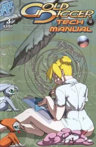 Gold Digger Tech Manual 3 Issue #3