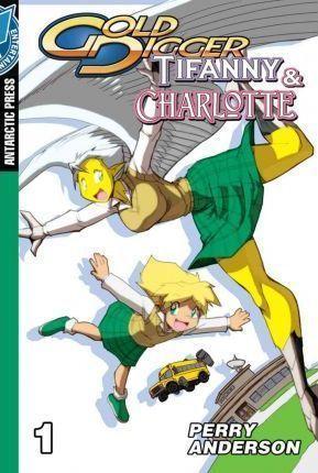 Gold Digger: Tiffany & Charlotte INT 1 Gold Digger: Tifanny & Charlotte