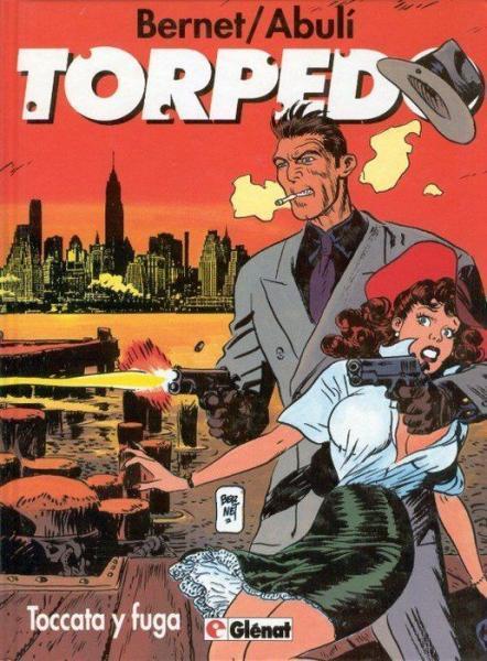 Torpedo (Spaanse uitgaven) 9 Toccata y fuga