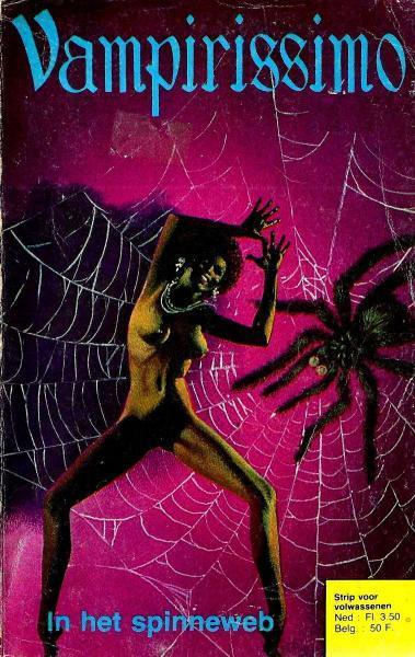 Vampirissimo 25 In het spinneweb
