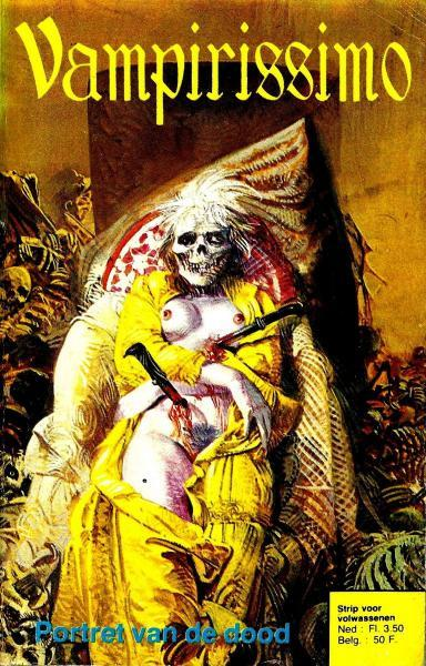 Vampirissimo 28 Portret van de dood