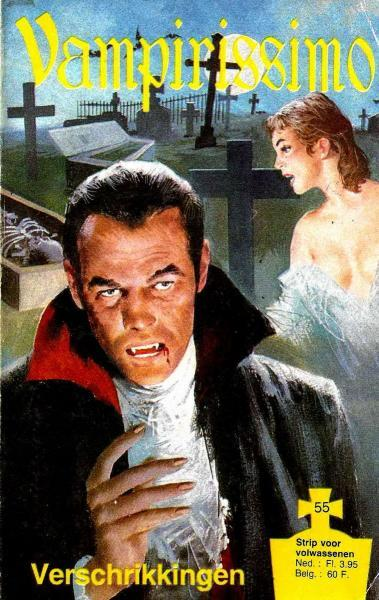 Vampirissimo 55 Verschrikkingen