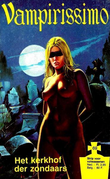 Vampirissimo 69 Het kerkhof der zondaars