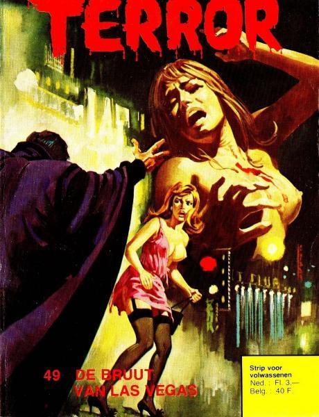 Terror 49 De bruut van Las Vegas