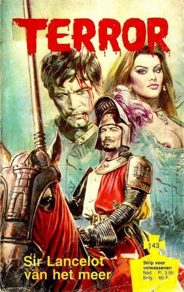 Terror 143 Sir Lancelot van het meer