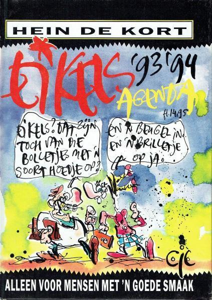 Eikels agenda 2 Eikels agenda '93-'94