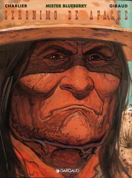 Blueberry (Nederlands) 26 Geronimo de Apache