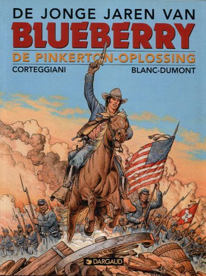 De jonge jaren van Blueberry 10 De Pinkerton-oplossing