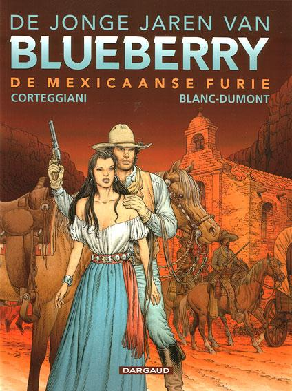 De jonge jaren van Blueberry 15 De Mexicaanse furie
