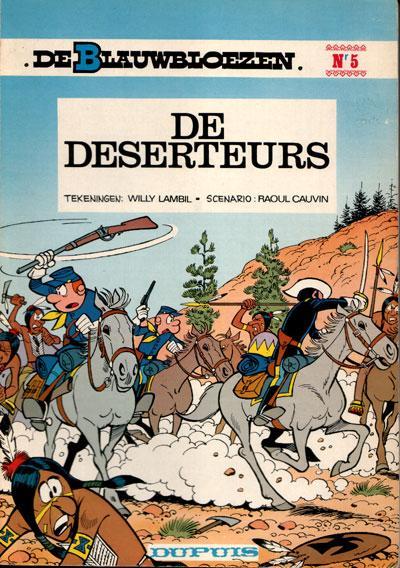 De Blauwbloezen 5 De deserteurs