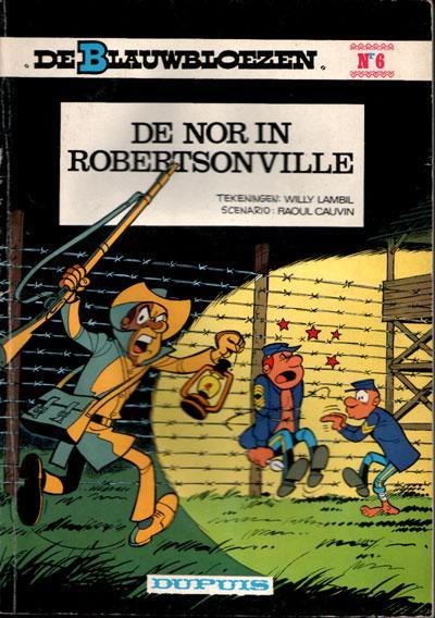 De Blauwbloezen 6 De nor in Robertsonville