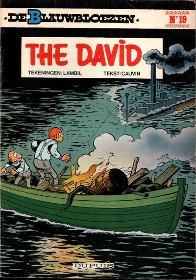 De Blauwbloezen 19 The David