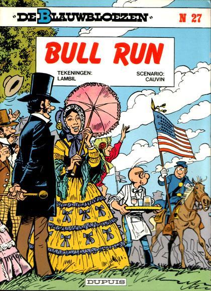 De Blauwbloezen 27 Bull Run