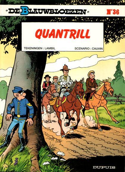 De Blauwbloezen 36 Quantrill