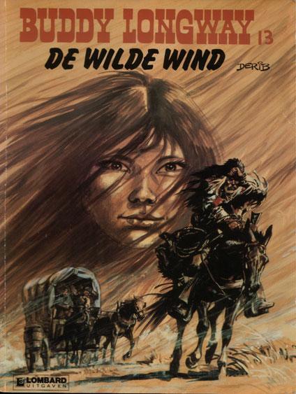 Buddy Longway 13 De wilde wind