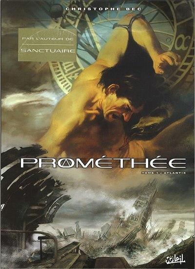 Prometheus (Bec) 1 Atlantis