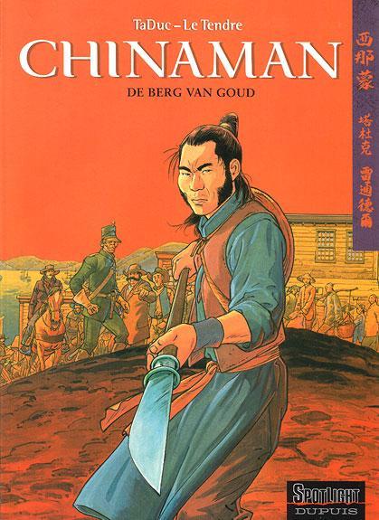 Chinaman 1 De berg van goud