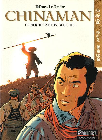 Chinaman 7 Confrontatie in Blue Hill