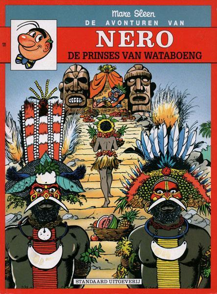 Nero 131 De prinses van Wataboeng