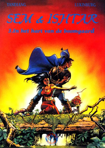 Sem & Ishtar 3 In het hart van de boomgaard