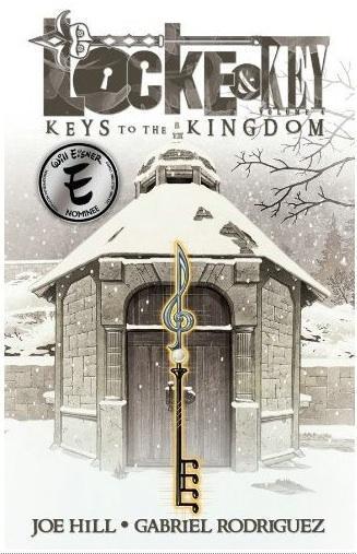 Locke & Key: Keys to the Kingdom INT 4 Locke & Key: Keys to the Kingdom