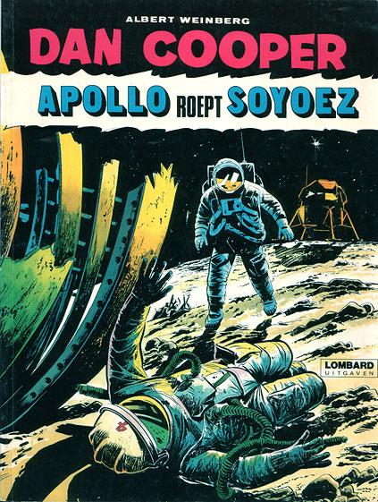 Dan Cooper 19 Apollo roept Soyoez
