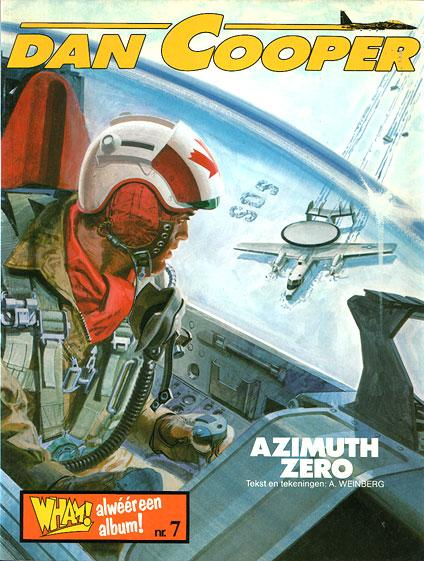 Dan Cooper 24 Azimuth Zero