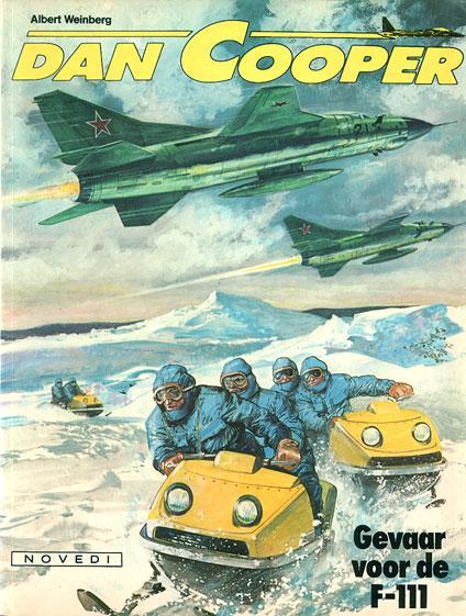 Dan Cooper 28 Gevaar voor de F-111