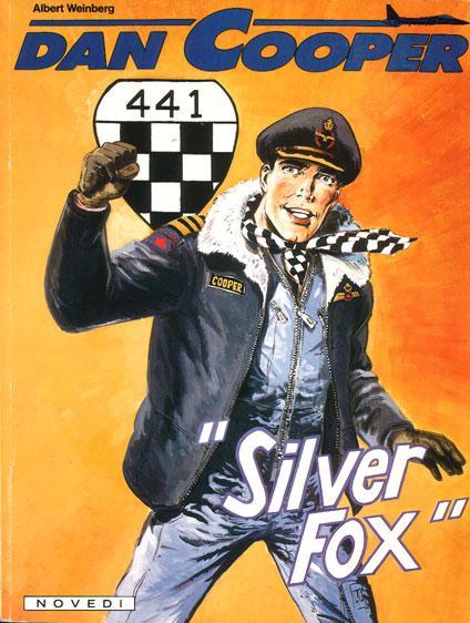 Dan Cooper 34 Silver Fox