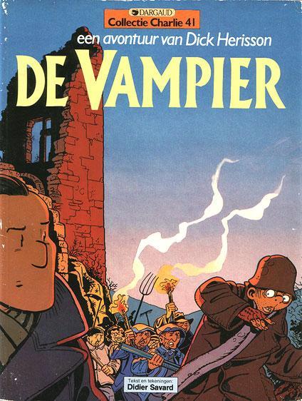 Dick Herisson 4 De vampier