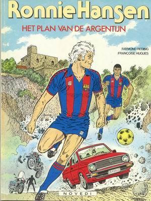 Ronnie Hansen 11 Het plan van de Argentijn