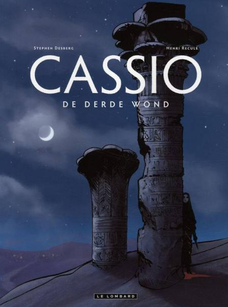 Cassio 3 De derde wond