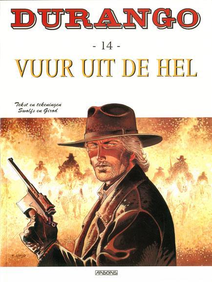 Durango 14 Vuur uit de hel