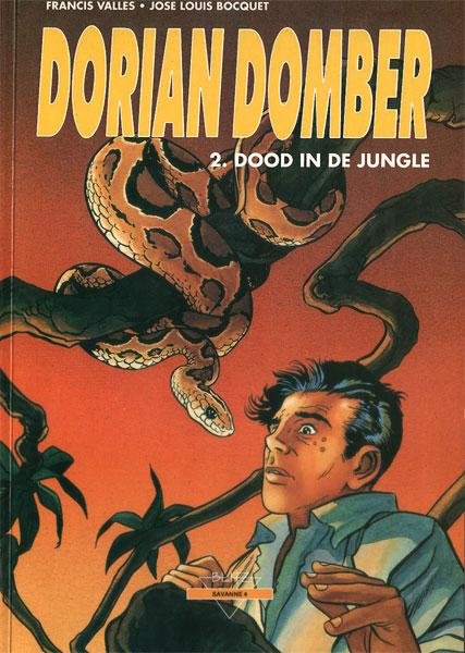 Dorian Domber 2 Dood in de jungle
