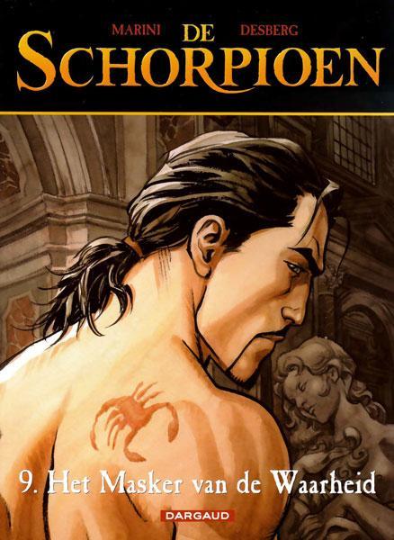 De Schorpioen 9 Het masker van de waarheid