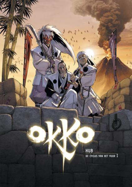 Okko 7 De cyclus van het vuur, Deel 1