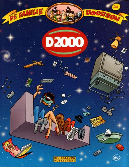 De familie Doorzon 24 D2000