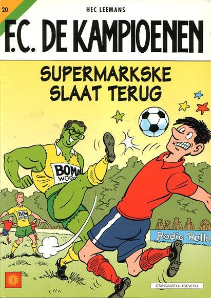F.C. De Kampioenen 20 Supermarkske slaat terug