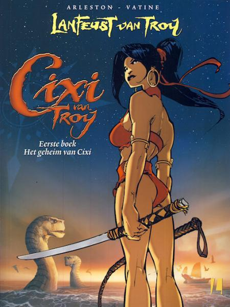 Cixi van Troy 1 Het geheim van Cixi